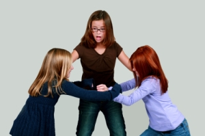 Parent and teenager conflict